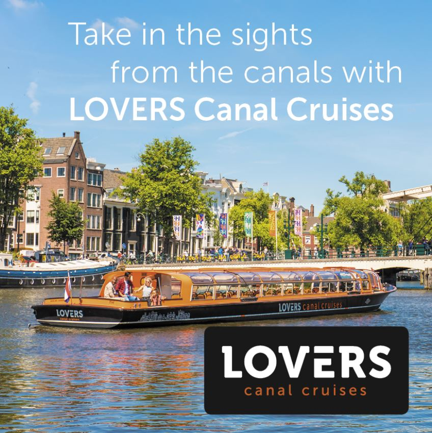 Amsterdam 7s partner canal cruises