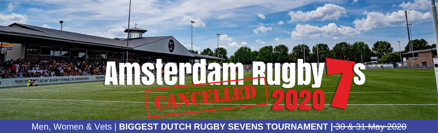 Amsterdam 7s cancelled
